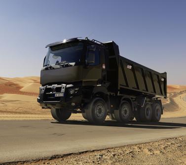 Reanult truck _mood